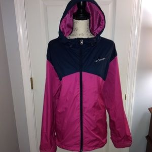 Women's Columbia omni shield jacket
